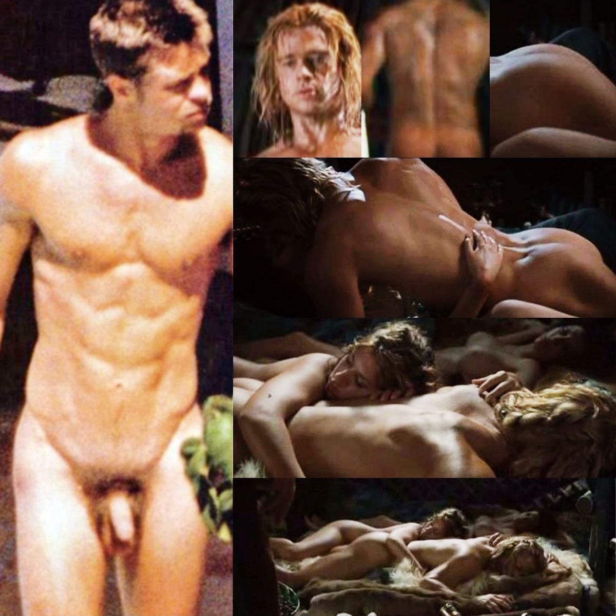 Nude celebs young male