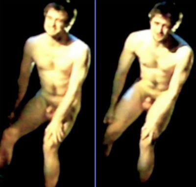 Daniel Radcliffe Fully Nude Penis