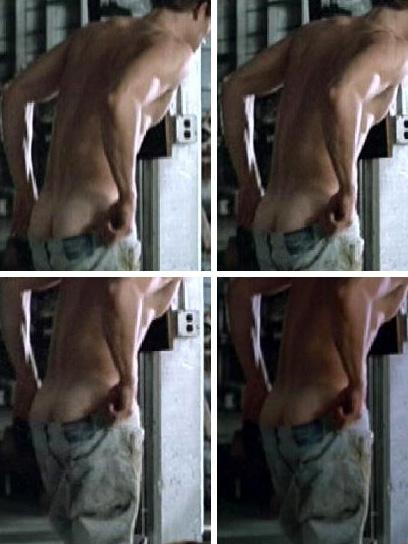 Brad pitt naked and fucked