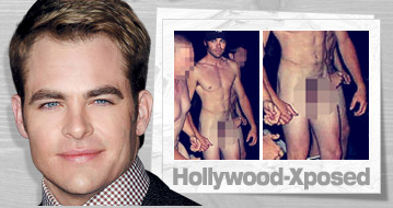 ??nude?beach chris pine