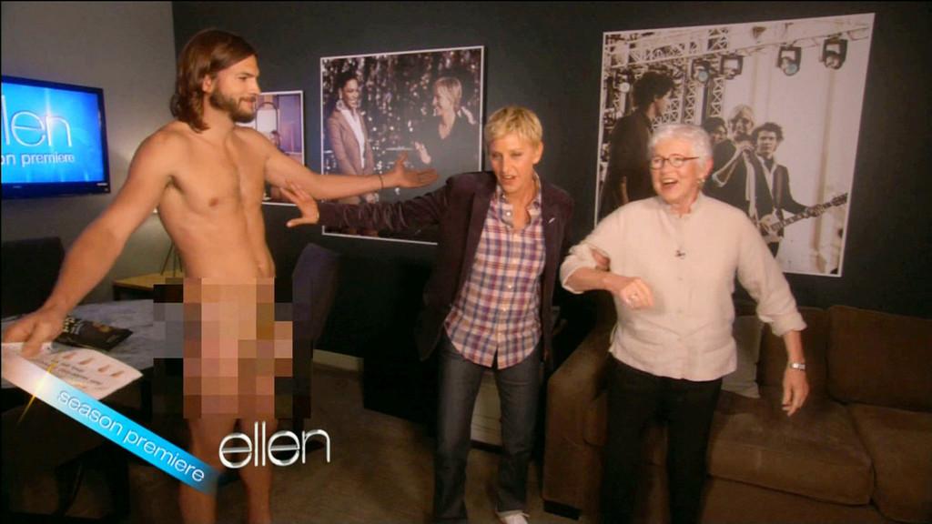 DeGeneres nackt Ellen  Easy Ways