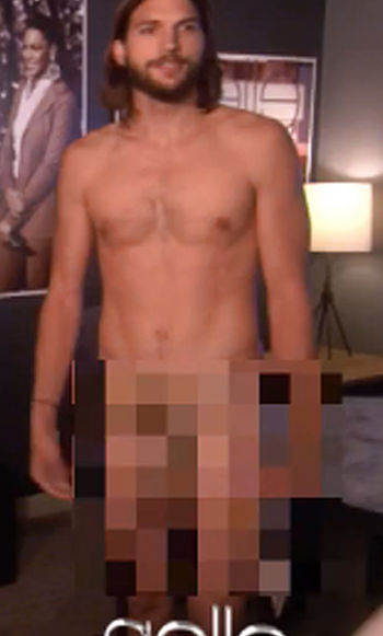 from Noah ashton kutcher nude cock