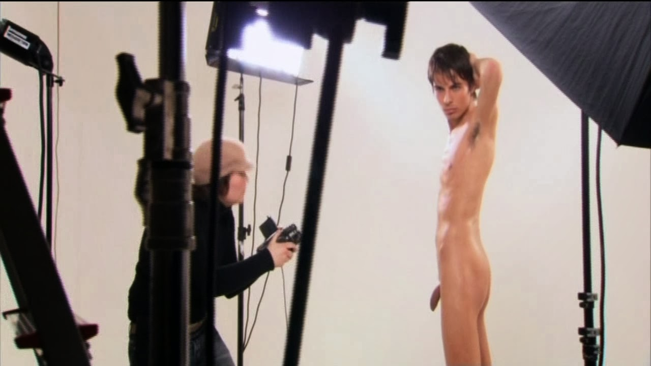 Ansel elgort naked