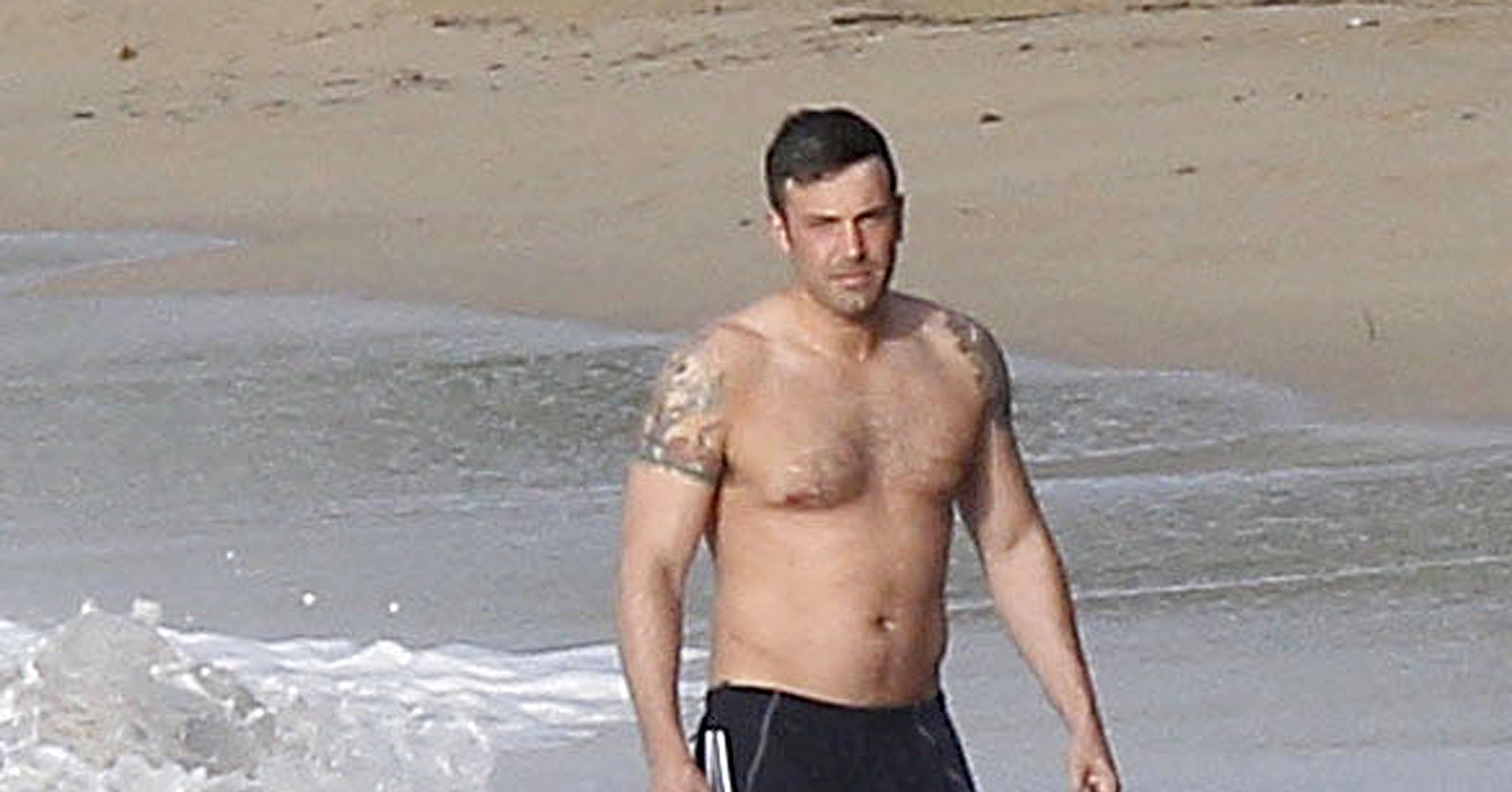 Attractive Nude Male Ben Affleck Images