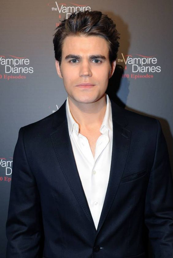 Paul Wesley Shows His Penis - Naked Male celebrities