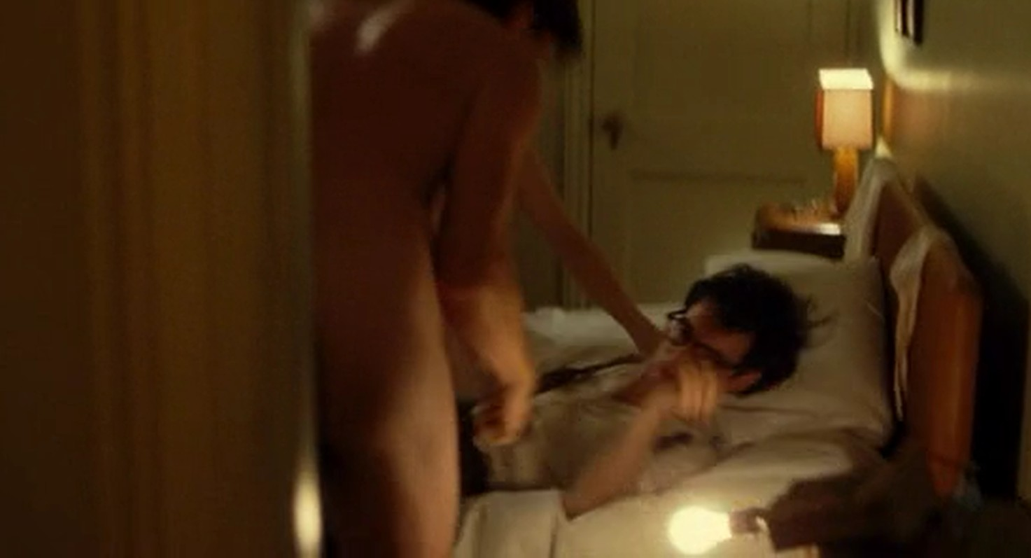 in movie Garrett hedlund nude