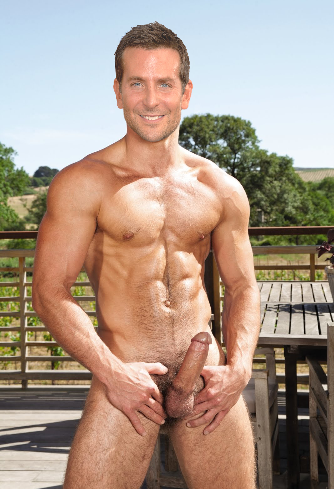 bradley cooper naked fake