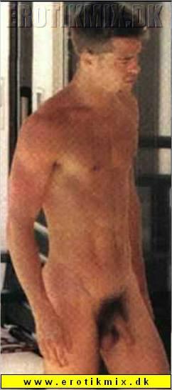 Nude naked brad pitt
